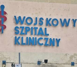 Powtórzą badania 30 Polaków z Chin, którzy są w szpitalu przy ul. Weigla we Wrocławiu
