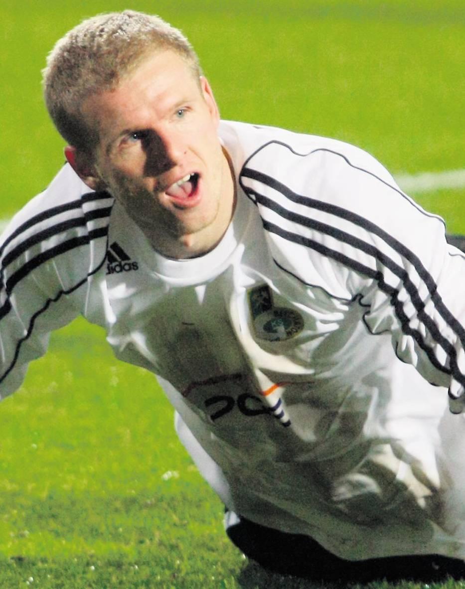 Dawid Nowak może przez pół roku nie grać w piłkę