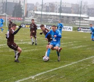 Remis Garbarni w przedostatniej kolejce II ligi