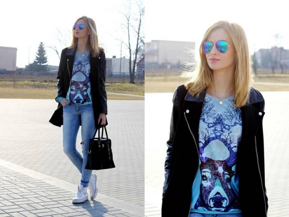 modelka Paula Jagodzińska