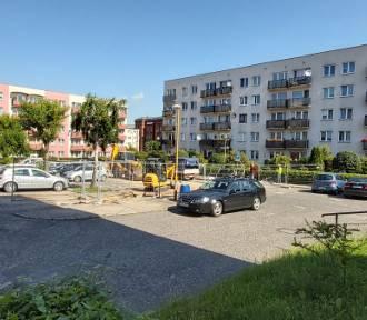 Modernizacja sieci ciepłowniczej na osiedlu Hallera w Kwidzynie [ZDJĘCIA]