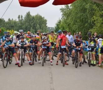 Zawody kolarskie MTB w Krzywiniu [ZDJĘCIA]