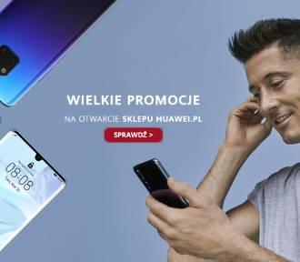 Oficjalny sklep internetowy huawei.pl już otwarty!