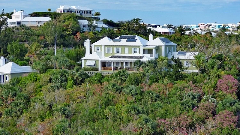 Hamilton, Bermudy