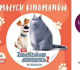 """Gratka dla fanów komedii """"Sekretne życie zwierzaków domowych 2"""" w Libero Katowice"""