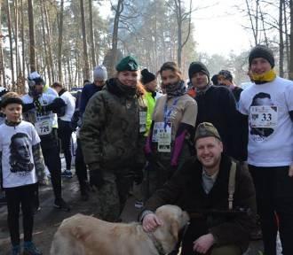 Bieg Tropem Wilczym w Żorach - pasjonaci biegania uczcili pamięć Żołnierzy Wyklętych - ZDJĘCIA
