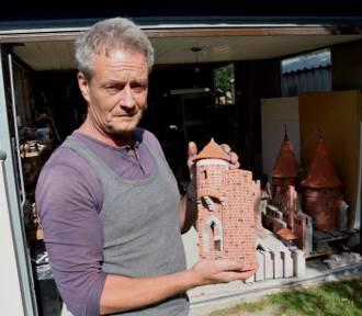 Namalował duńską królową, a teraz buduje nowy zamek w Malborku