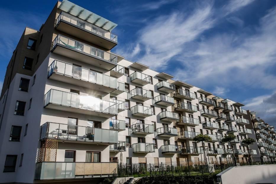 Budujemy rekordowo dużo mieszkań