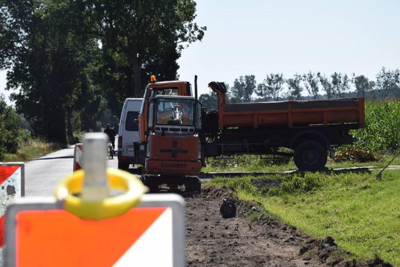 Powiat otrzyma duże wsparcie gmin na realizację inwestycji drogowych