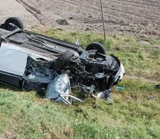 Tragiczny piątek na drogach województwa lubelskiego. Zginęły dwie osoby. ZDJĘCIA