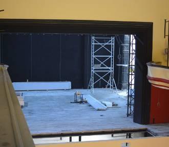 Zobacz jak wyglądają wnętrza remontowanego teatru [zdjęcia]