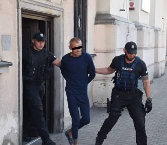 Zabójstwo w Zadowicach pod Kaliszem. Prokuratura zakończyła śledztwo. ZDJĘCIA