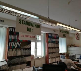 Wydział Komunikacji w stargardzkim starostwie z nowym systemem obsługi