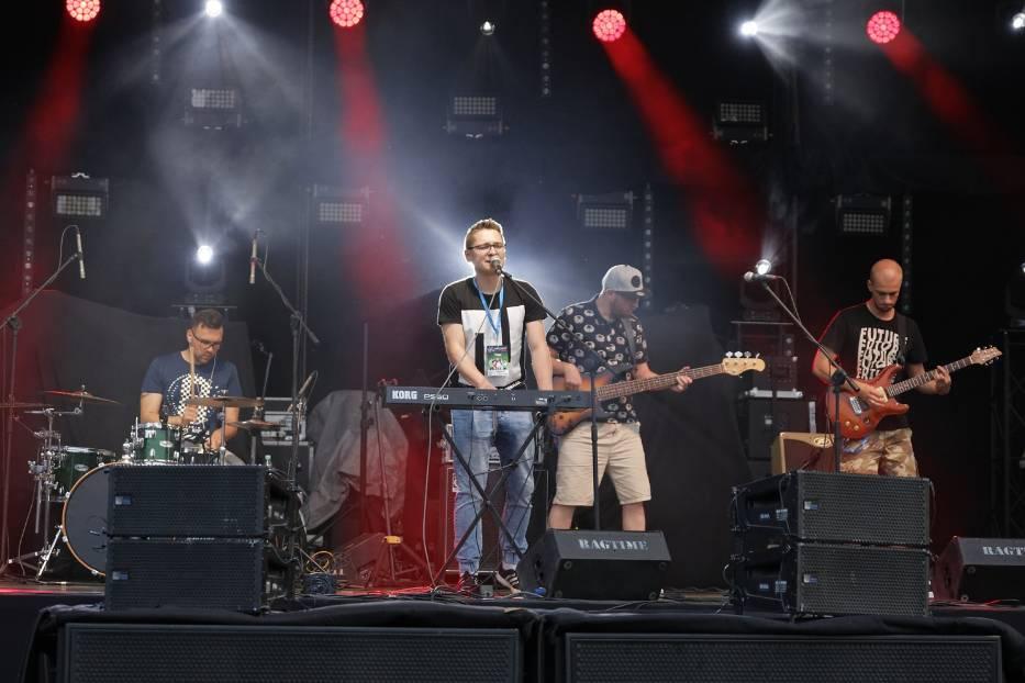 Rockowe brzmienia na Piastonaliach