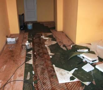 Teatr w Grudziądzu potrzebuje pilnego remontu. Tym razem dachu [wideo]