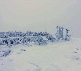 Zagrożenie lawinowe II stopnia w Karkonoszach i zamknięte szlaki [LISTA]