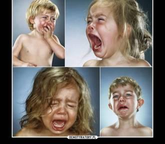 Płacz, łzy i zgrzytanie zębów, czyli... już za chwilę koniec wakacji. Zobacz śmieszne obrazki!