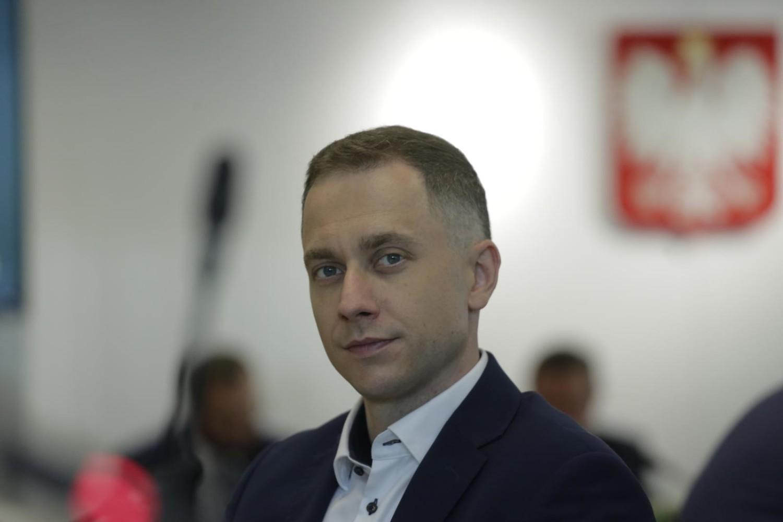 Poseł na Sejm RP Cezary Tomczyk