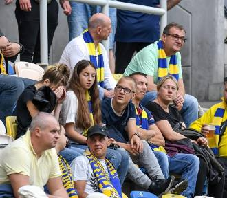 Arka Gdynia - GKS Tychy. Byliście na meczu? Znajdźcie się na zdjęciach! GALERIA