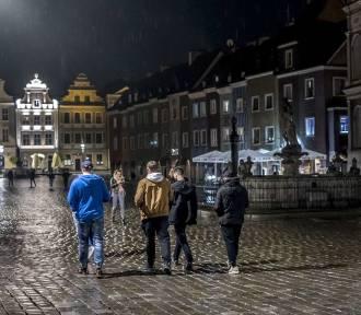 Tak wyglądała pierwsza sobotnia noc w Poznaniu z otwartymi pubami