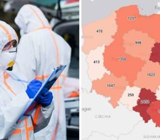 Koronawirus. Rekordowa ilość nowych zakażeń w Polsce. Jak w Ślaskiem?
