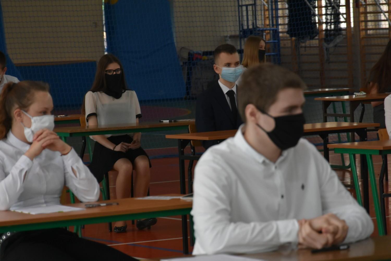 Zamość: język polski - egzamin ósmoklasisty 2020