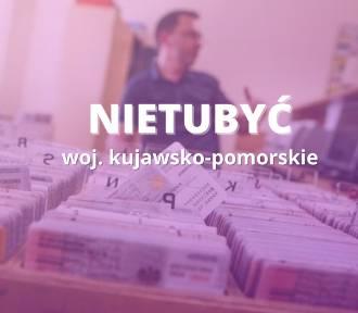 Niezwykle rzadkie i nietypowe nazwiska męskie w Kujawsko-Pomorskiem