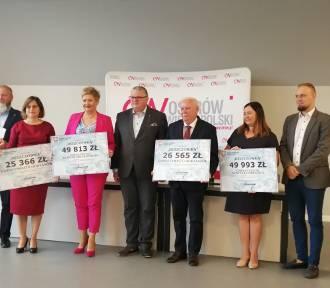 Eko-przedszkolaki z Ostrowa otrzymały 50 tysięcy złotych.