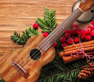 Halo! Rybnik: Świąteczne warsztaty i kolędy z ukulele