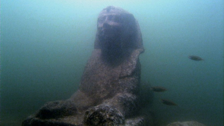 Heraklejon, mityczne miastoEgipski Heraklejon przez wieki obrósł legendą, przez setki lat pozostawał nieuchwytny