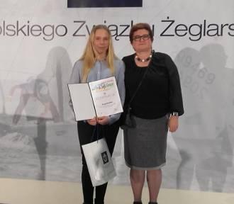 Kinga Brzóska z Pucka z nagrodą prezydenta Gdyni i powołaniem do kadry Polski | ZDJĘCIA