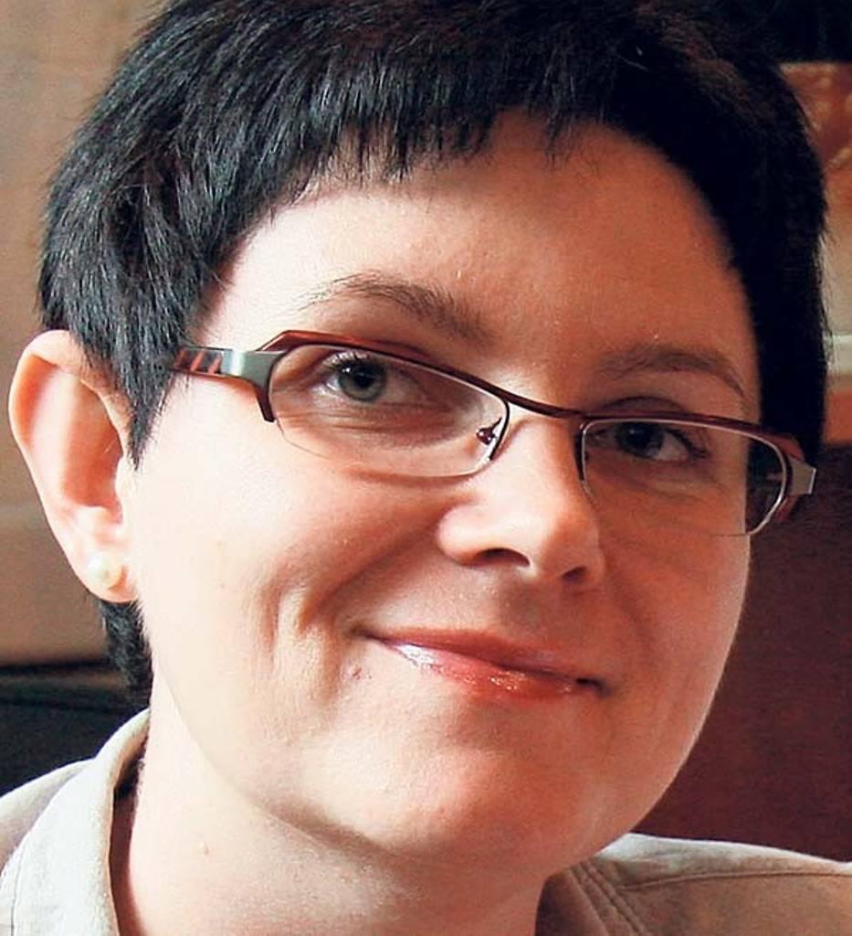 Izolda Gajowska, kierowniczka Wydziału Gospodarki Komunalnej UG w Gorzycach