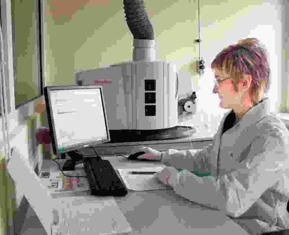 Laboratorium zostało wyposażone w bardzo nowoczesny sprzęt