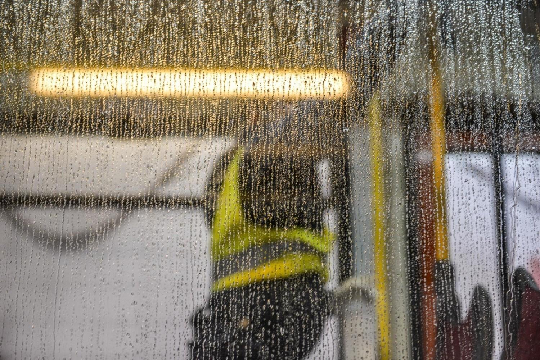 Mycie i dezynfekcja gdańskich pojazdów komunikacji miejskiej