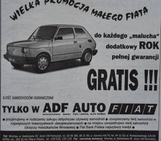 Zobacz, jak kiedyś wyglądały reklamy i ogłoszenia w gazetach!