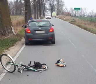 Śmiertelnie potrącił rowerzystę i uciekł. To on kierował samochodem?