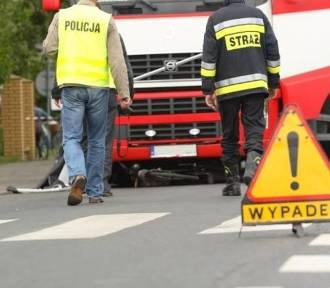 Poczesna: Wypadek na DK1. Są ranni