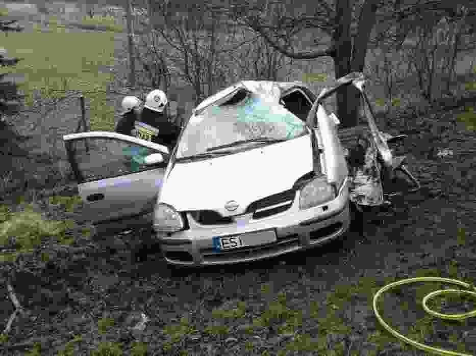 wypadek w Gniszewie