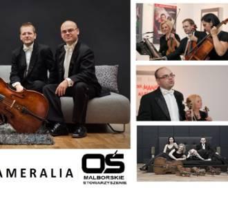 Muzyka filmowa na Zamkowych Kameraliach. Zagra Baltic String Quartet