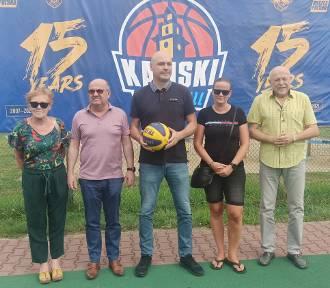 Kaliski Streetball 2021. Uliczna koszykówka królować będzie w Kaliszu