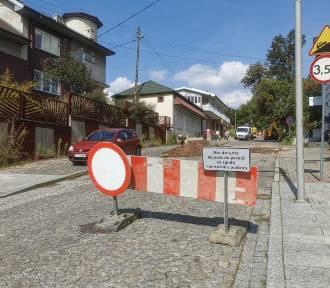 Rozpoczął się remont ulicy Kilińskiego w Starachowicach. Ile potrwa? [ZDJĘCIA]