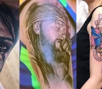 Te tatuaże mówią więcej, niż tysiąc słów. Prawdziwa sztuka na ciele zielonogórzan!