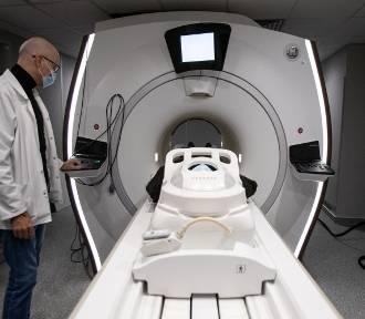 W szpitalu przy al. Kraśnickiej wkrótce powstanie nowa pracownia tomografii