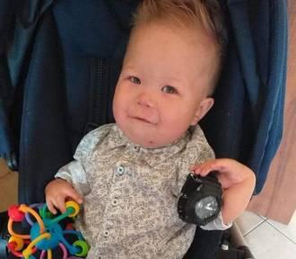 Mały Antoś ze Smolnej cierpi na rzadką chorobę. Potrzebuje naszego wsparcia!