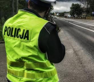 Pruszcz Gdański. Policjanci apelują o ostrożność na drodze