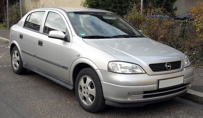Samochód osobowy Opel Astra, hatchback, rok prod. 1998, VIN: W0L0TGF48W5224666 [ZDJĘCIE POGLĄDOWE]