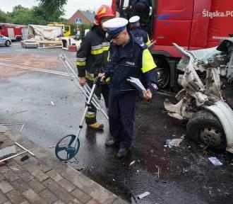 Śmiertelny wypadek w Sierakowie Śląskim