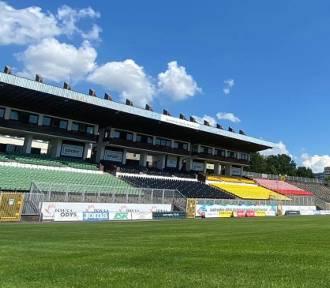Modernizacja Stadionu Miejskiego w Jastrzębiu. Zainstalują podgrzewaną murawę za prawie 2 miliony