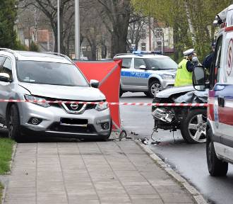 Tragiczny wypadek w Krośnie Odrzańskim. Nie żyje 39-letni mężczyzna