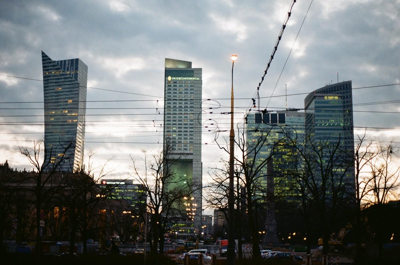 Warszawa w analogu